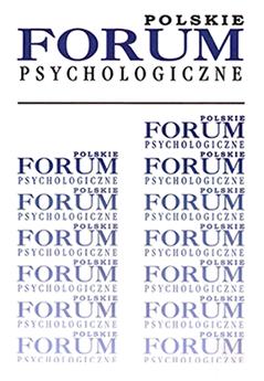 Polskie Forum Psychologiczne